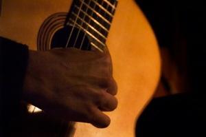 Dettagli chitarra